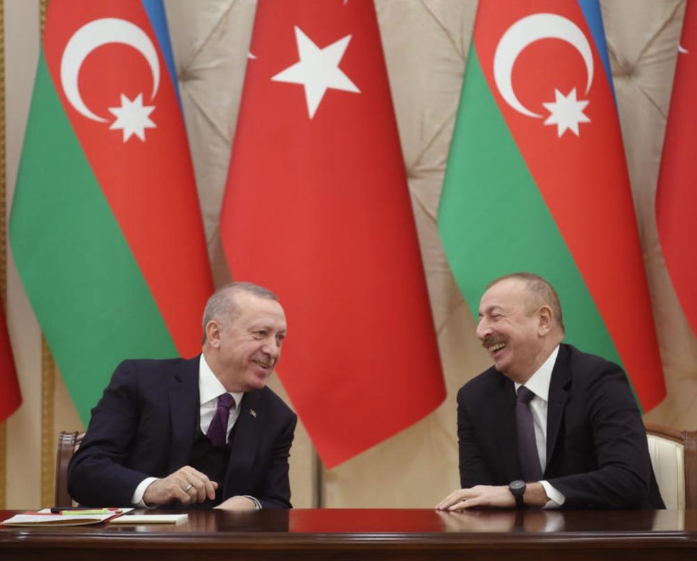 Pour l'Azerbaïdjan