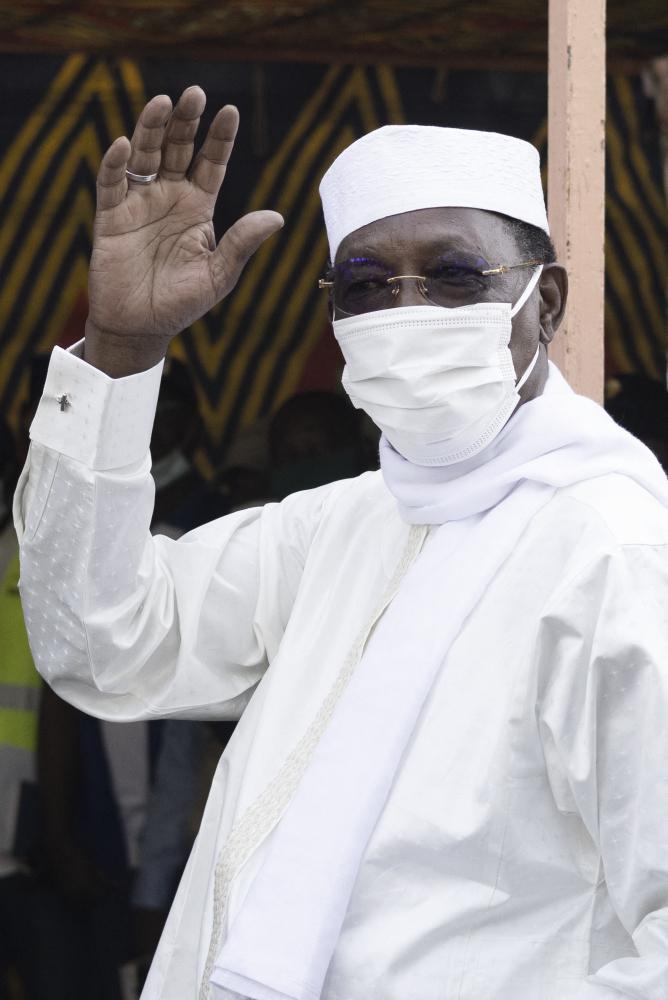 Mahamat Idriss Déby, nouvel homme fort du Tchad