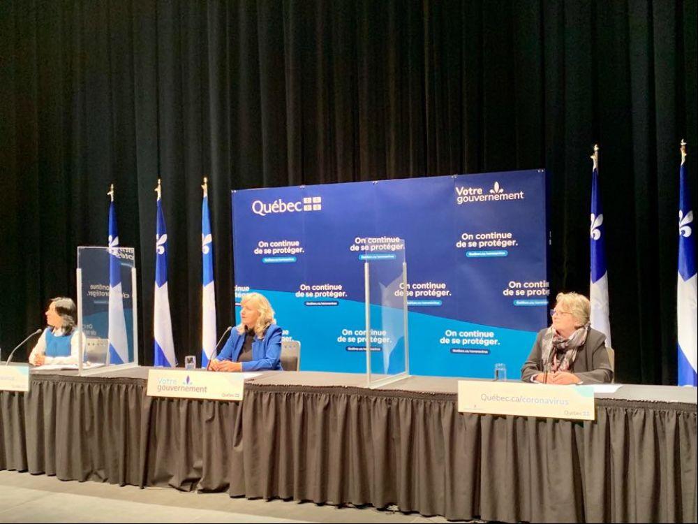 COVID-19 : 263 millions de dollars en aide gouvernementale pour Montréal