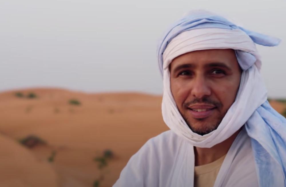 Le Mauritanien, c'est lui