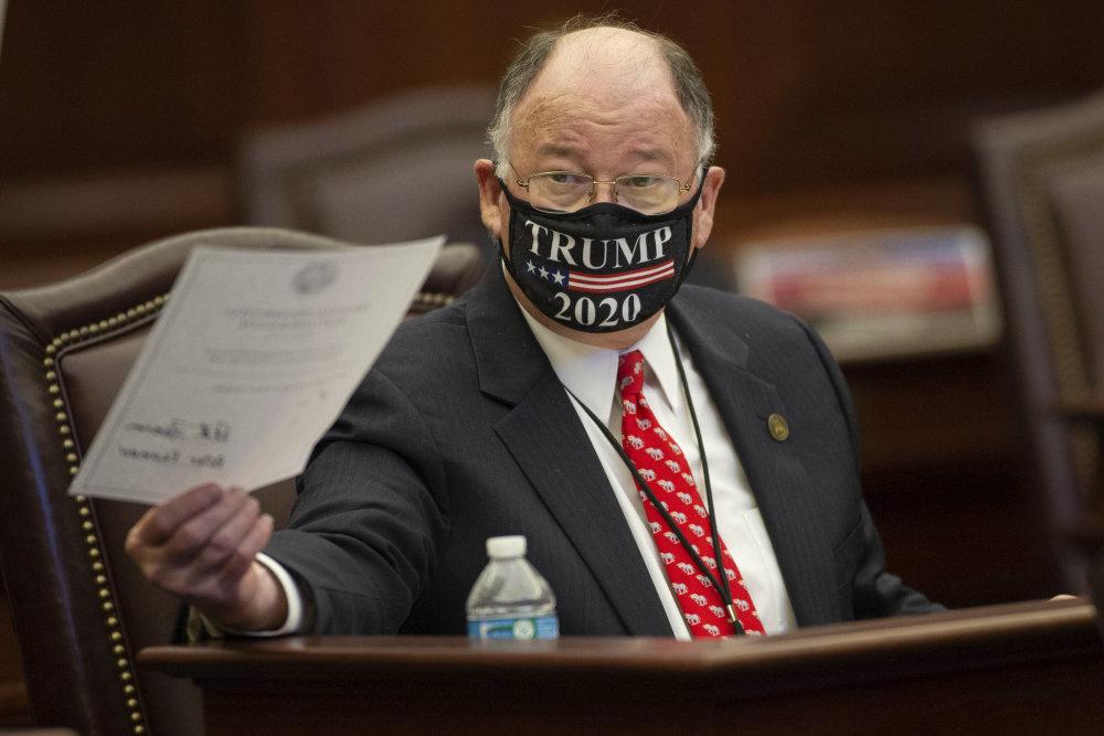 Donald Trump conserve ses œillères