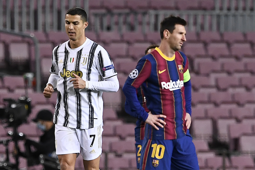 Ronaldo assommele Barça de Messi