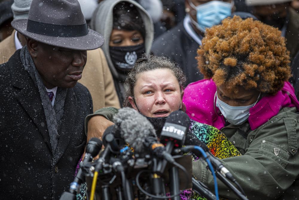 La policière qui aurait tué Daunte Wright a démissionné