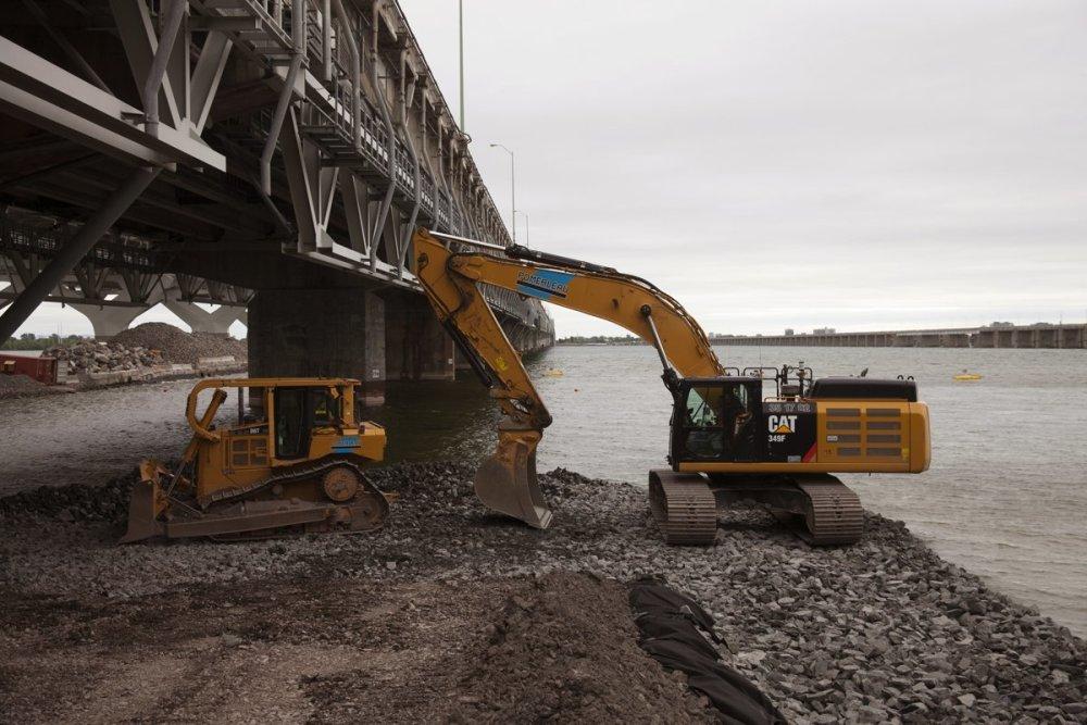 Le pont Champlain auracomplètement disparu d'ici 2024