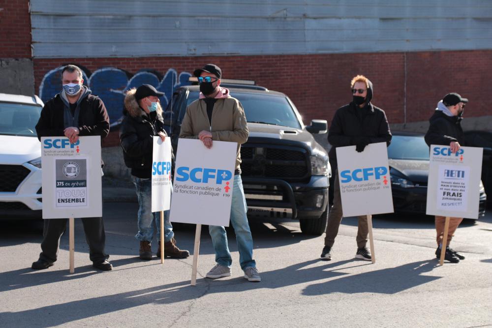 Port de Montréal: les employeurs quittent le navire