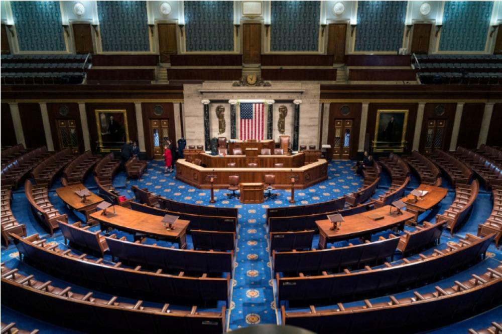 Les Démocrates en voie de conserver la chambre des représentants