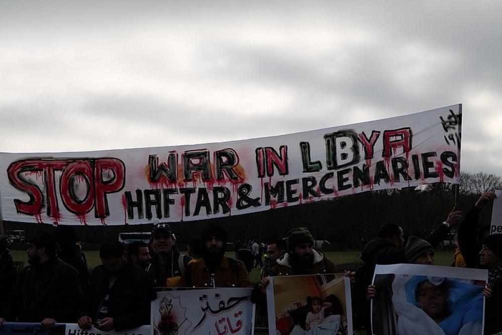 L'ONU réclame le départ des mercenaires en Libye