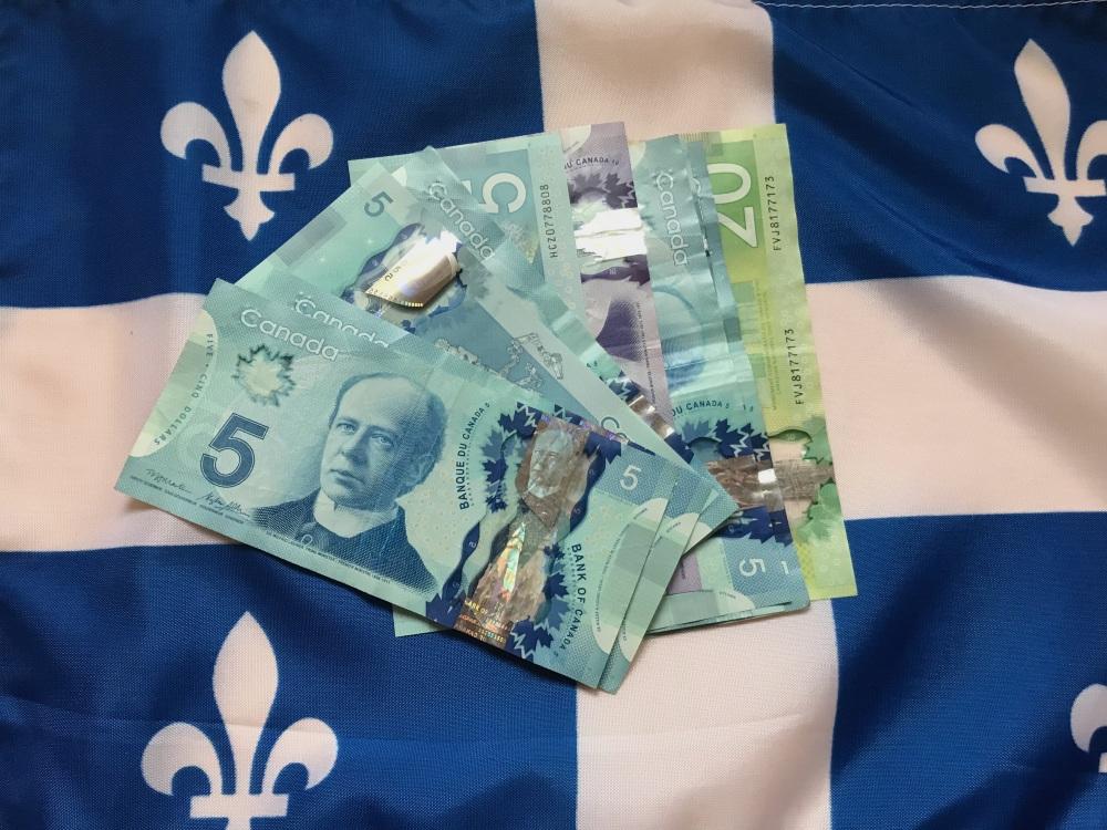 Le PIB canadien en forte hausse