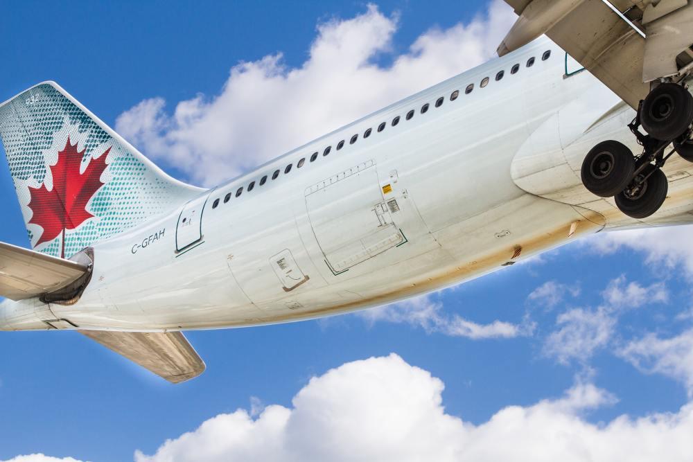 Les clients d'Air Canada seront remboursés