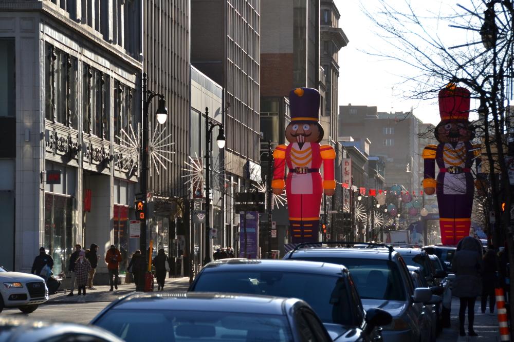 Le Québec se met sur pause pour les fêtes