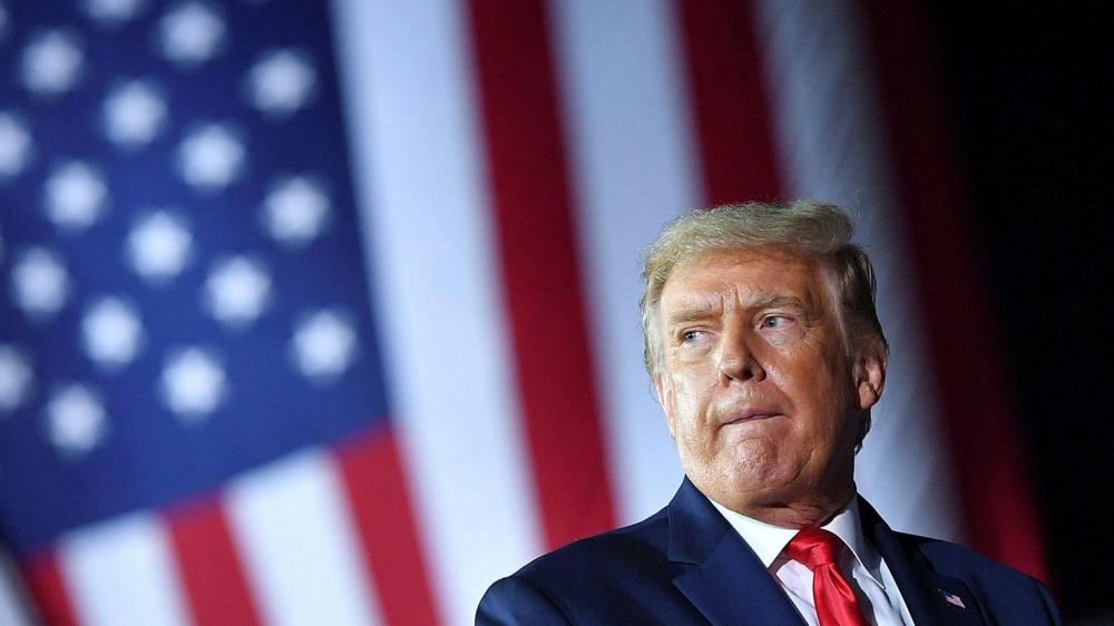 Donald Trump s'accroche, mais s'éteint à petit feu