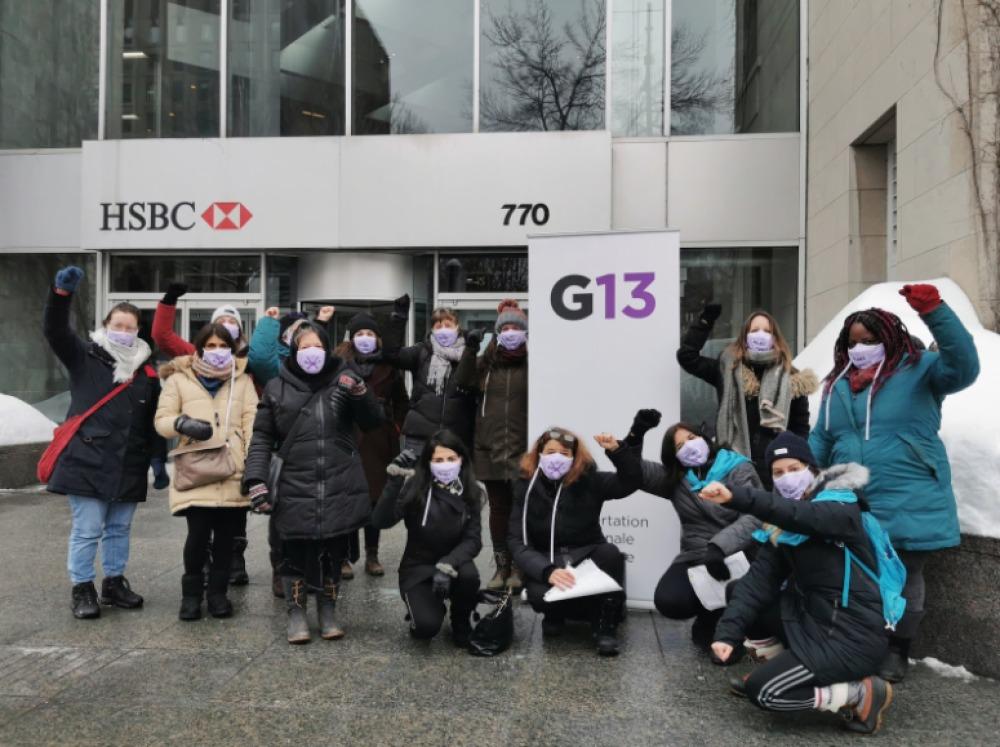 Des organisations féministes implorent au gouvernement une relance économique inclusive