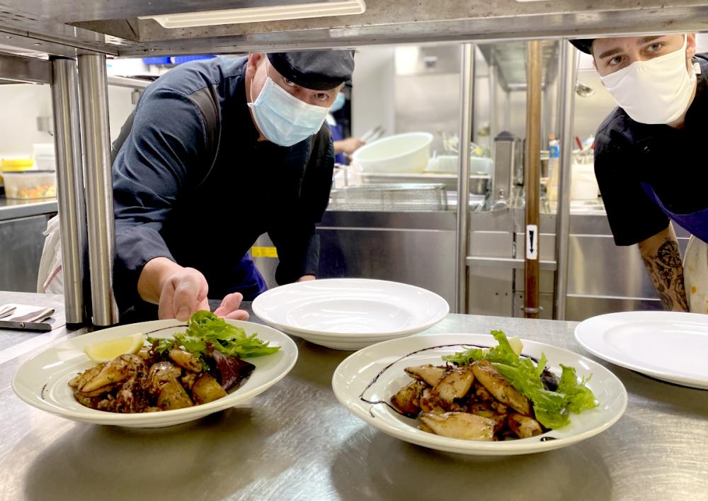 Les restaurants ne survivent pas à la crise
